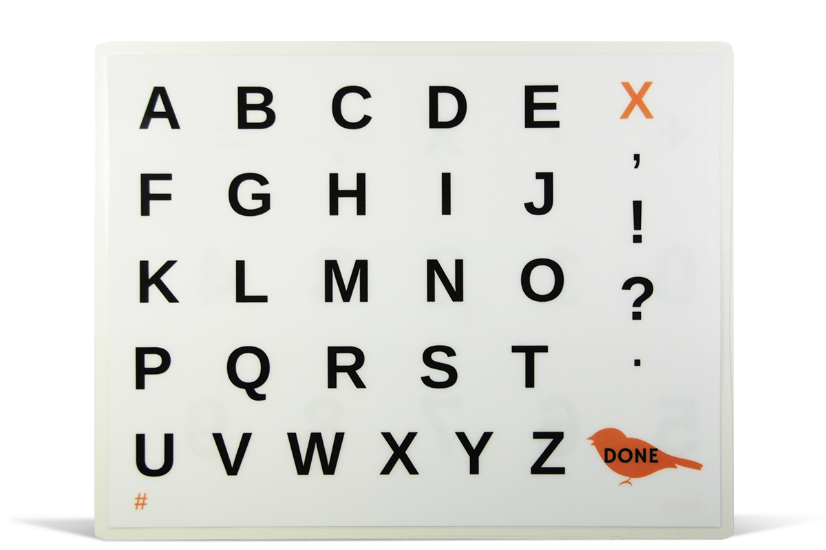 GKTC_White-Laminated-Letter-Board