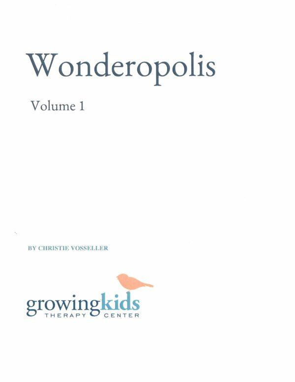 Wonder Vol. 1 updated